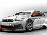 2014 Citroën C-Elysée WTCC race car