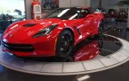 The 2014 Corvette Stingray Visits Jay Lenos Garage: Video
