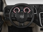 2014 Dodge Grand Caravan 4-door Wagon SE Steering Wheel