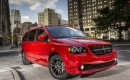 Chrysler Minivans Recalled For Electrical Fire Risk
