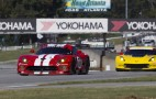 Chrysler Ends SRT Motorsports Dodge Viper GTS-R Racing Program