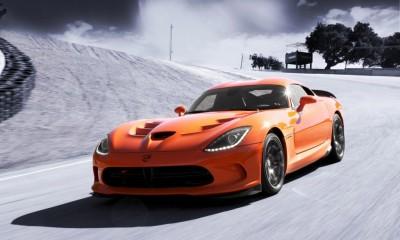 2014 Dodge Viper SRT Photos