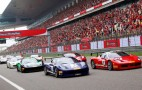 Ferrari Forms Partnership With Shangri-La Hotels And Resorts