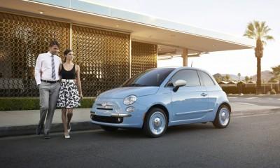 2014 FIAT 500 Photos