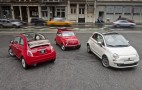 Four-Door Fiat 500 Coming In 2015 Or Later