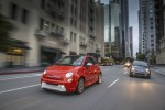 Fiat 500e Electric Car Sal