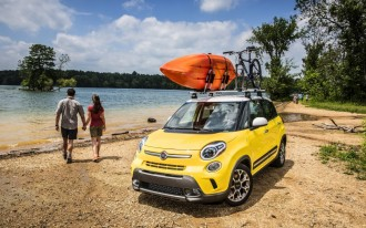 2014-2015 Fiat 500L Recalled To Fix Faulty Airbags (No, They Weren't Made By Takata)
