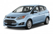 2014 Ford C-Max Hybrid 5dr HB SEL Angular Front Exterior View