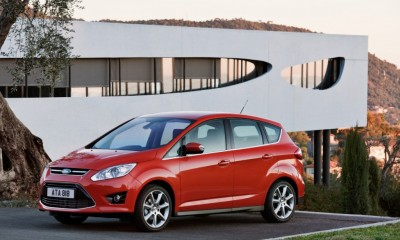 2014 Ford C-Max Photos