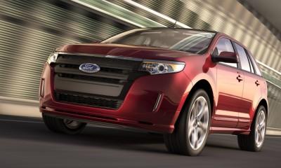 2014 Ford Edge Photos