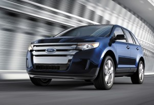 Redesigned Ford Edge Could Offer Hybrid Model In 2015 Or Later