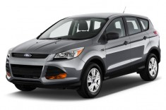 2014 Ford Escape FWD 4-door S Angular Front Exterior View