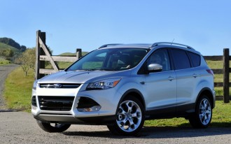 2013-2014 Ford Escape, C-Max Hybrids Recalled For Two Flaws, 692,700 Vehicles Affected
