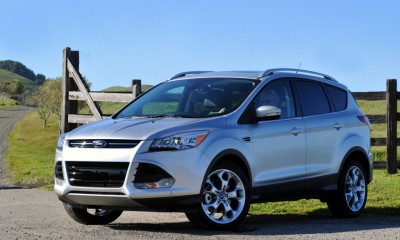 2014 Ford Escape Photos