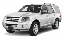 2014 Ford Expedition 2WD 4-door Limited Angular Front Exterior View