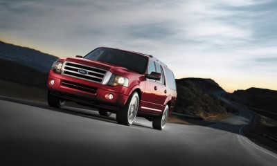 2014 Ford Expedition Photos