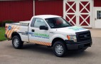 2014 Ford F-150 Natural-Gas Readiness Package For Half-Ton Pickup