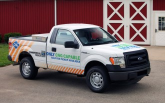 Ford F-150 To Be Offered Ready For Natural-Gas Conversion