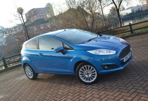2014 Ford Fiesta 1.0-Liter EcoBoost: Quick Drive Report