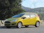2014 Ford Fiesta EcoBoost Prototype: First Drive
