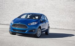 2014 Ford Fiesta Photos