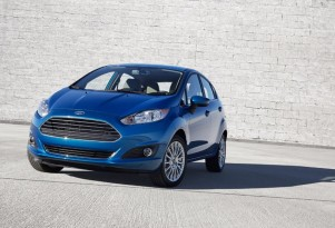2014 Ford Fiesta SFE: 34 MPG Combined, 41 MPG Highway