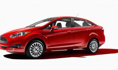 2014 Ford Fiesta Photos
