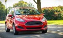 Ford Fiesta Small Car Recalled For Leaky Fuel Tank
