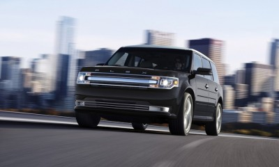 2014 Ford Flex Photos