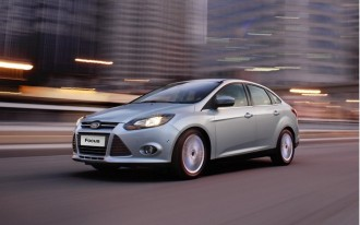 2013 Ford Focus Five Stars And One Of The Safest Compact
