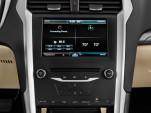 2014 Ford Fusion 4-door Sedan SE Hybrid FWD Audio System