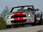 2014 Ford Mustang Shelby GT500 Convertible
