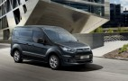 2014 Ford Transit Connect Unveiled, New Compact Delivery Van