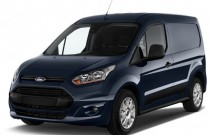 2014 Ford Transit Connect SWB XL Angular Front Exterior View