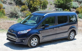 2014 Ford Transit Connect Wagon: First Drive