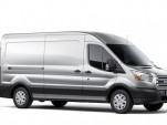 2014 Ford Transit van fitted with 3.2-liter diesel engine