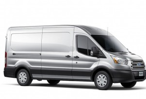 2014 Ford Transit Van: Fuel-Efficient Diesel Option Unveiled