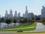 Albert Park, home of the Formula One Australian Grand Prix