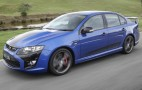Ford Bids Farewell To Its GT-Badged Falcons With The FPV GT F: Video