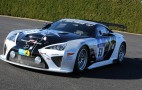 Gazoo Racing's Lexus LFA Code X Hits The Track: Video