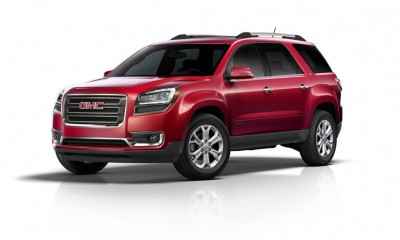 2014 GMC Acadia Photos