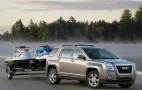Towing With Your Crossover SUV: The Basics