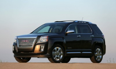 2014 GMC Terrain Photos