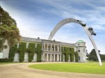 2014 Goodwood Festival of Speed Central Feature honors Mercedes-Benz