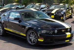 2014 Hertz Penske Mustang GT