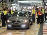 2014 Holden Commodore production