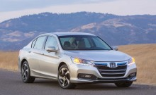 2014 Honda Accord Hybrid Photos