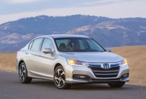 Latest Hybrid To Be Built In U.S.: 2014 Honda Accord Hybrid