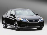 2014 Honda Accord Hybrid Arrives This Fall, Rated At 47 MPG