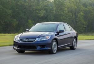 2014 Honda Accord Hybrid: Reviewed On Video